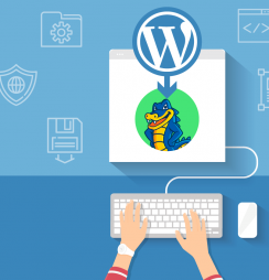Como instalar o WordPress na HostGator