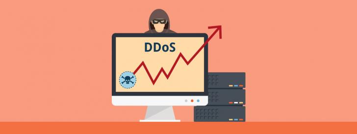 Ataques DDoS cresceram em 2017 no Brasil