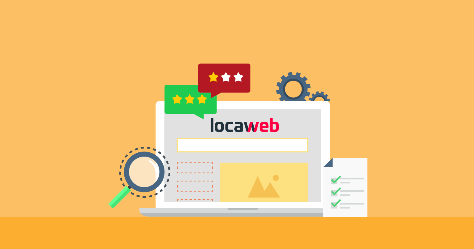 1eccba8df4 Criador de Sites Locaweb [Review] - Tudo Sobre Hospedagem de Sites