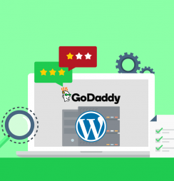 Hospedagem WordPress GoDaddy