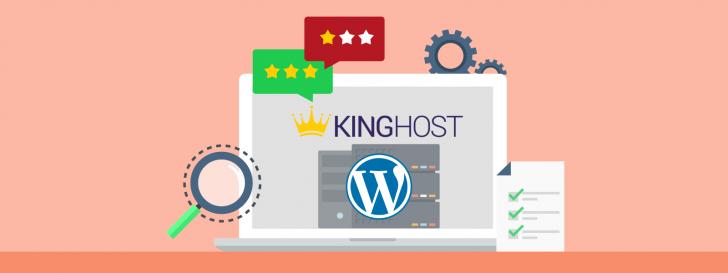 Hospedagem WordPress KingHost