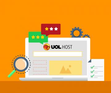 Criador de sites UOL Host