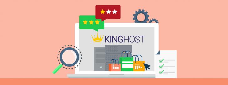 Hospedagem para loja virtual KingHost