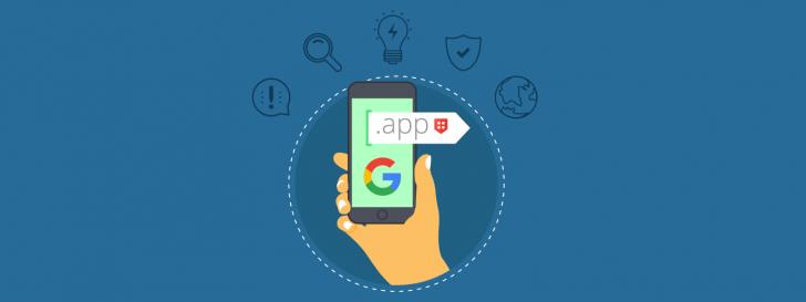 Extensão de domínio .app é lançada