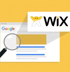 Site Wix não aparece no Google