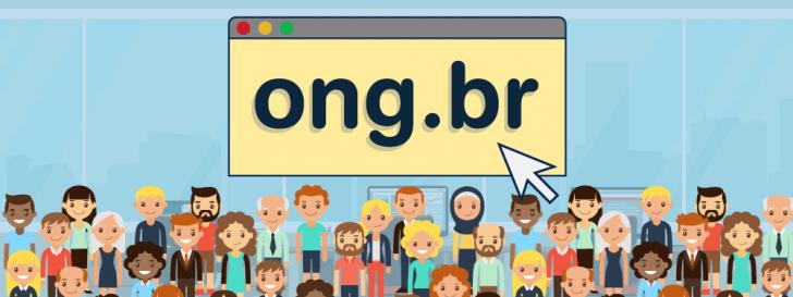 Extensão ong.br é criada