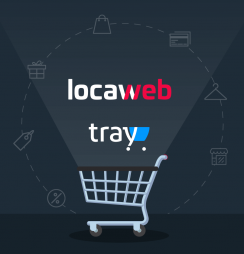 E-commerce Tray da Locaweb