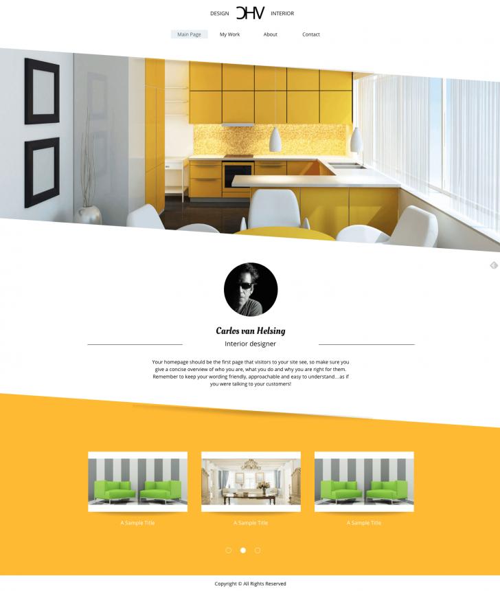 Tema Design de Interiores