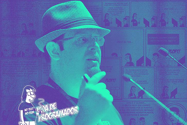 André Noel, criador do Vida de Programador, será o apresentador do Conexão KingHost 2018