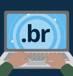 Motivos para registrar um domínio .br