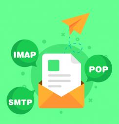 POP, IMAP e SMTP - qual usar?