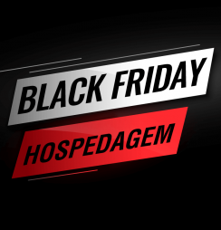 Black Friday de hospedagem de sites 2019