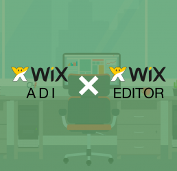 Wix ADI e Wix editor