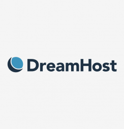 DreamHost logotipo