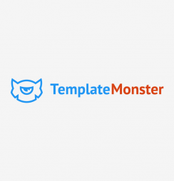 Logotipo TemplateMonster