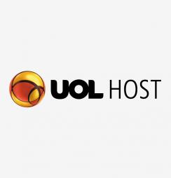 Logotipo UOL Host