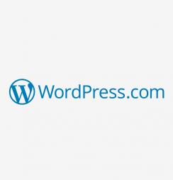 Logotipo WordPress.com