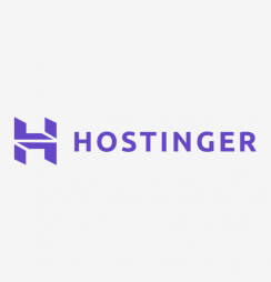 Logotipo Hostinger