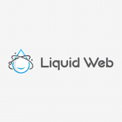 Logotipo Liquid Web