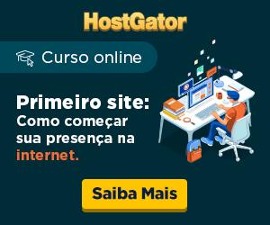HostGator promoção