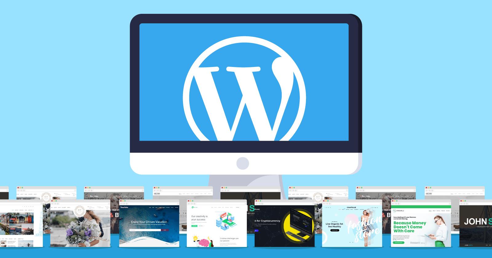 9d8ad4eef 16 temas profissionais para usar com o WordPress 5.0