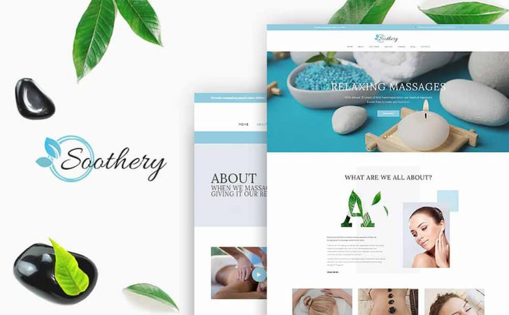 Tema WordPress Soothery
