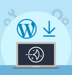WordPress na Amazon Lightsail