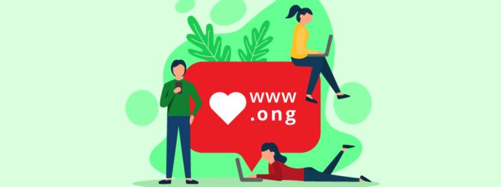 Domínio para ong - tudo o que você precisa saber