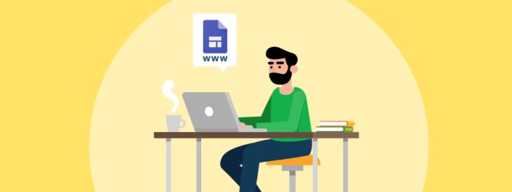 Como configurar um domínio personalizado no Google Sites