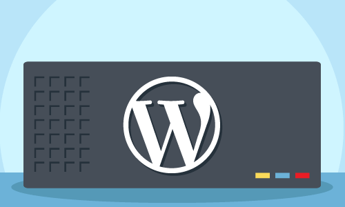 Ambiente otimizado para o WordPress