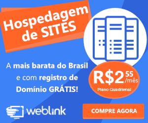 Promoção WebLink