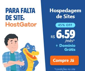 HostGator acelera Black Friday - Domínio grátis e 50% de desconto