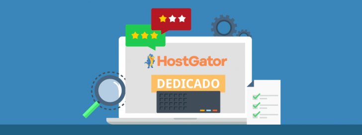 Servidor dedicado HostGator review