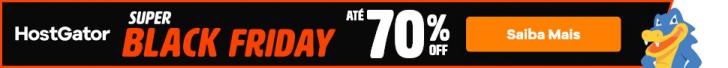 HostGator com até 70% OFF