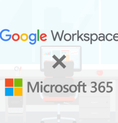 Google Workspace x Microsoft 365