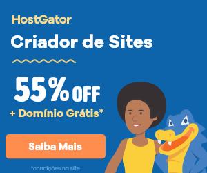 Black Friday HostGator - 50% de desconto e domínio grátis