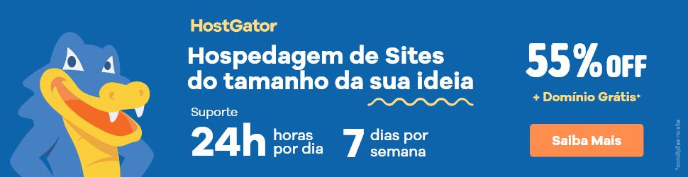 Campanha Hospedagem de Sites #PraTodaHora - planos com até 55% de desconto!