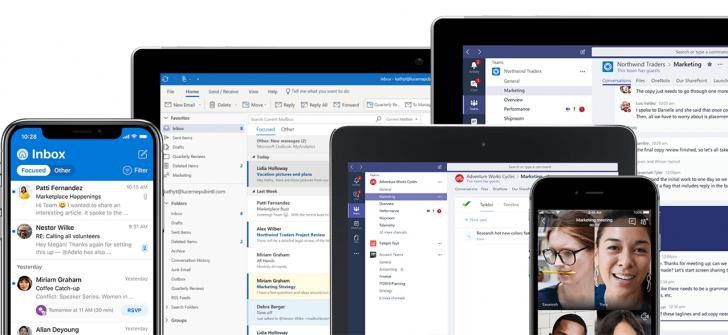 O Office 365, da Microsoft, inclui ferramentas clássicas, como o Word, Excel e Power Point, além de e-mail e outros recursos úteis para empresas de todos os tamanhos