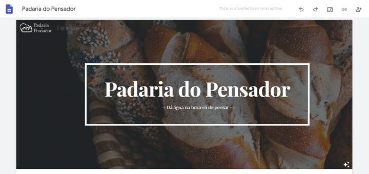 Imagem inserida no banner da página inicial do site - Imagem: Unsplash