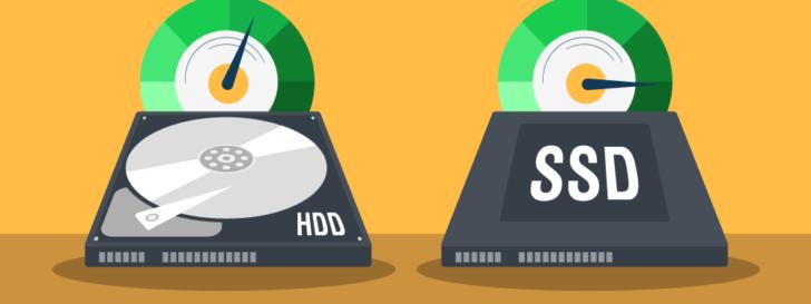 vantagens de uso de uma hospedagem com ssd