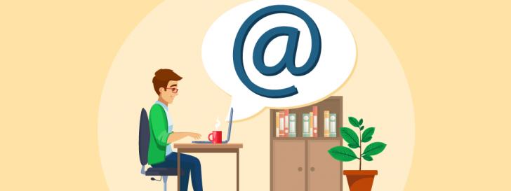 Dicas para criar um e-mail profissional