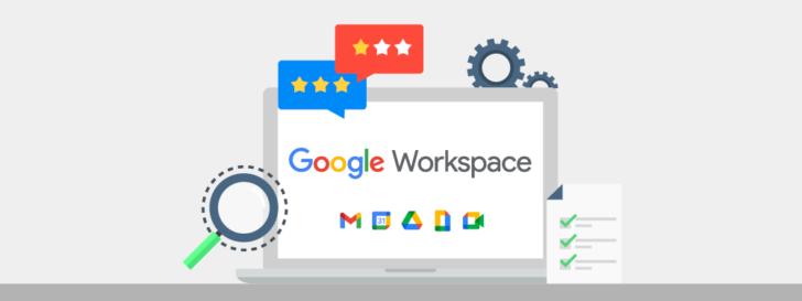 Google Workspace logotipo