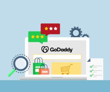 Loja online GoDaddy