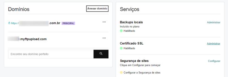 A instalação do certificado SSL é automática na Hospedagem WordPress GoDaddy