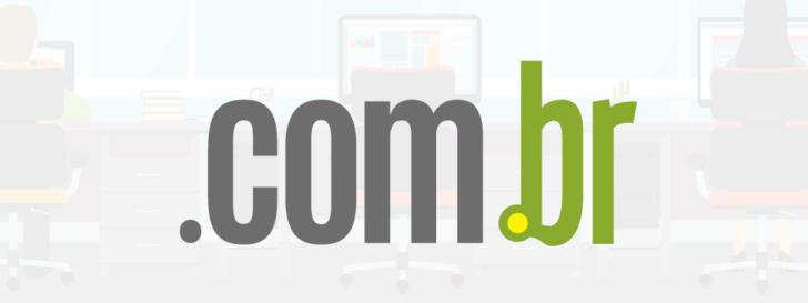 Domínio .com.br