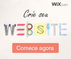 Crie seu site gratuitamente com o Wix